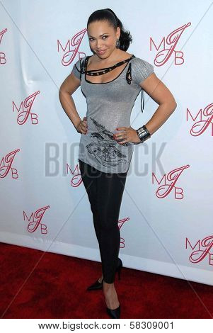 Tisha Campbell at the