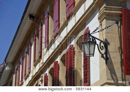 Old town corner