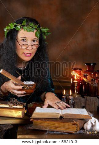 Poisoned Herbs