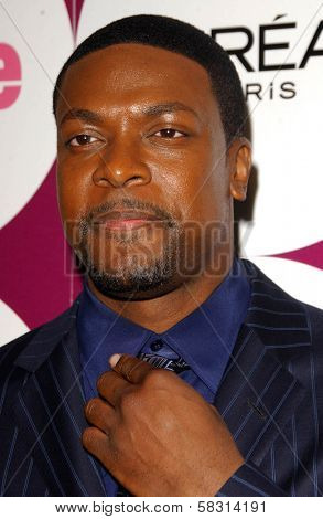 Chris Tucker at the People Magazine Post Grammy Party. Eleven, West Hollywood, CA. 02-11-07