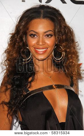 Beyonce Knowles at the 2007 Sports Illustrated Swimsuit Issue Party. Pacific Design Center, West Hollywood, CA. 02-14-07