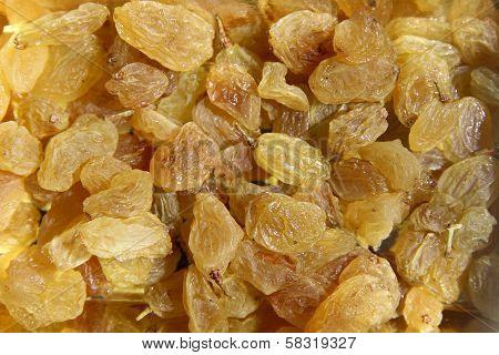 Sweet And Sour Raisins