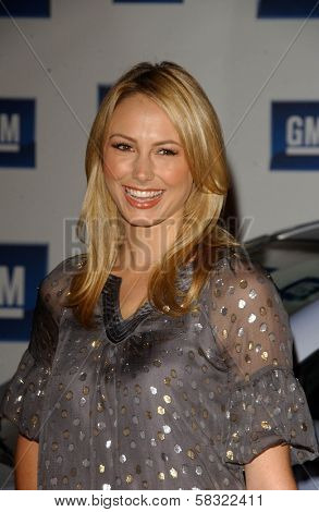 Stacey Keibler at the 2006 GM TEN Fashion Show. Paramount Studios, Hollywood, CA. 02-20-07