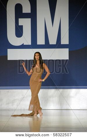 Roselyn Sanchez inside at the 2006 GM TEN Fashion Show. Paramount Studios, Hollywood, CA. 02-20-07