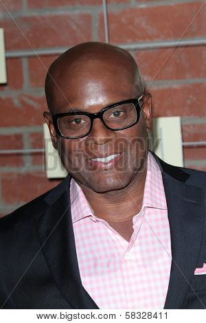 L.A. Reid at the FOX Fall Eco Casino Party 2012, Bookbindery, Culver City, CA 09-10-12