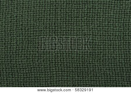 Green material, a texture or bacground