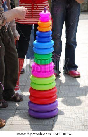 Children's Pyramid