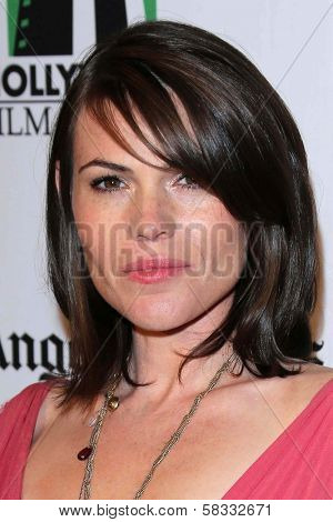 Clea Duvall at the 16th Annual Hollywood Film Awards Gala, Beverly Hilton Hotel, Beverly Hills, CA 10-22-12