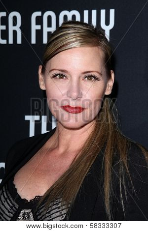 Dedee Pfeiffer at the 8th Annual Pink Party, Hangar 8, Santa Monica, CA 10-27-12