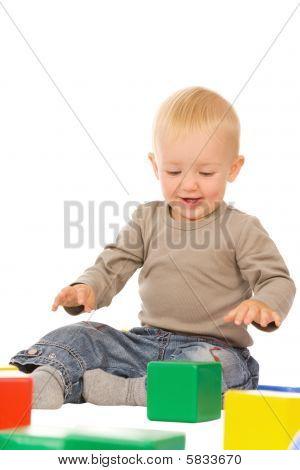 Play Boy con ladrillos
