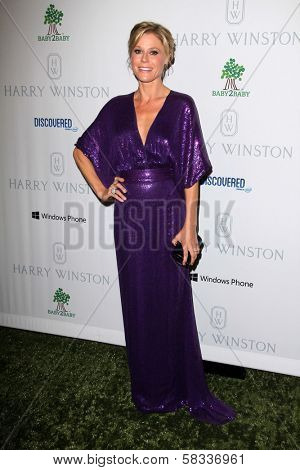 Julie Bowen at the First Annual Baby2Baby Gala Presented by Harry Winston, Book Bindery, Culver City, CA 11-03-12