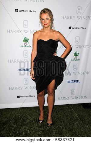 Kelly Sawyer Patricof at the First Annual Baby2Baby Gala Presented by Harry Winston, Book Bindery, Culver City, CA 11-03-12