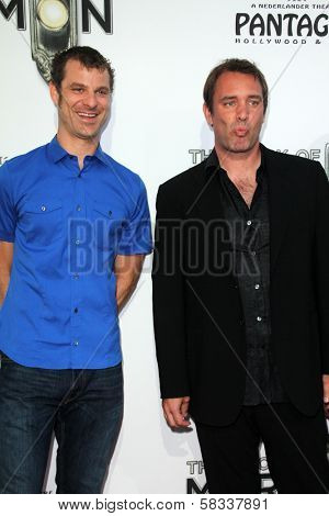 Matt Stone, Trey Parker at the