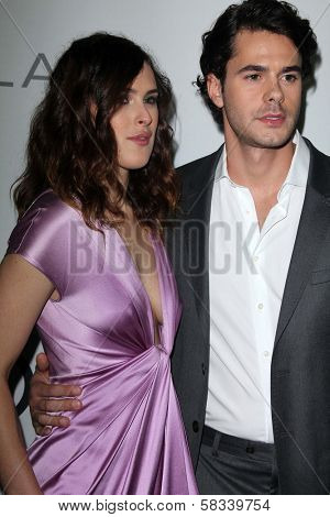 Rumer Willis, Jayson Blair at Audi and Derek Lam Kick Off Emmy Week 2012, Cecconi's, West Hollywood, CA 09-16-12