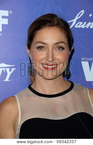 Sasha Alexander at the Variety and Women In Film Pre-Emmy Event, Scarpetta, Beverly Hills, CA 09-21-12