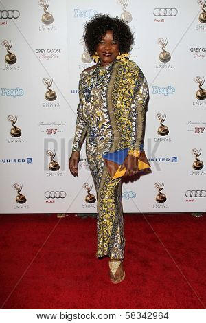Loretta Devine at the 64th Primetime Emmy Award Performer Nominee Reception, Spectra by Wolfgang Puck, West Hollywood, CA 09-21-12
