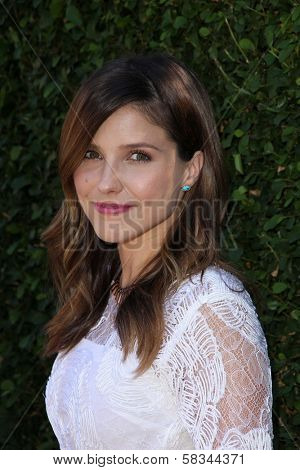Sophia Bush at the Rape Treatment Center Fundraiser hosted by Viola Davis and honoring Norman Lear, Greenacres, Neberly Hills, CA 10-14-12