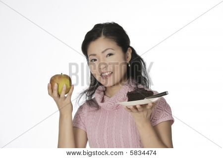 Mulher asiática
