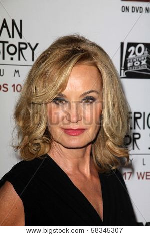Jessica Lange at the Premiere Screening of FX's