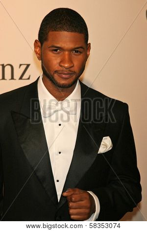 Usher at the 17th Carousel of Hope Ball to benefit The Barbara Davis Center for Childhood Diabetes. Beverly Hilton Hotel, Beverly Hills, CA. 10-28-06