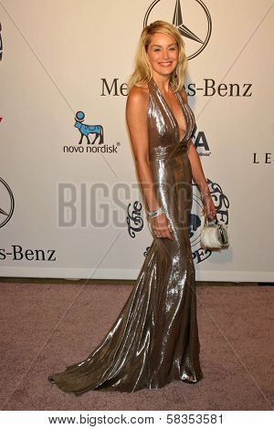 Sharon Stone at the 17th Carousel of Hope Ball to benefit The Barbara Davis Center for Childhood Diabetes. Beverly Hilton Hotel, Beverly Hills, CA. 10-28-06