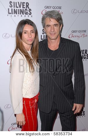 Dermot Mulroney at the