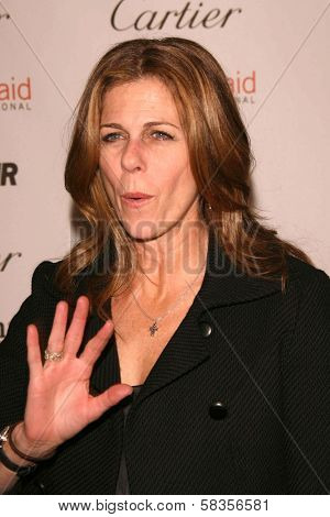 Rita Wilson at the Glamour Reel Moments Short Film Series presented by Cartier. Directors Guild of America, Los Angeles, CA. 10-16-06