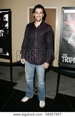 Adam Tsekhman at the World Premiere of