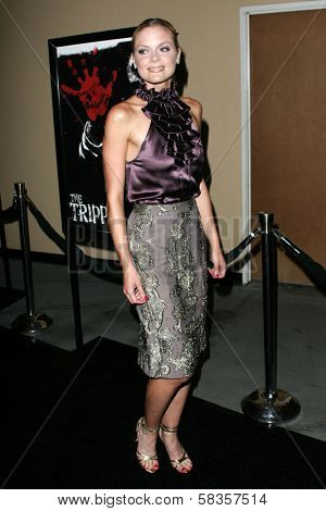 Jaime King at the World Premiere of