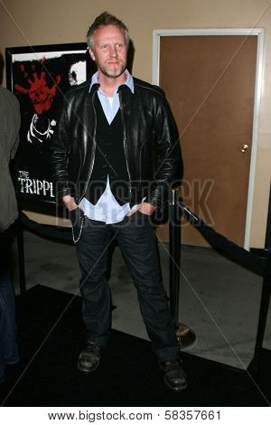 Christopher Allen Nelson at the World Premiere of