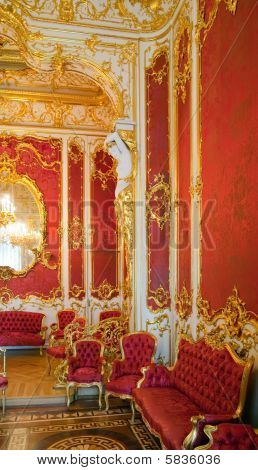 Interiors Of Winter Palace