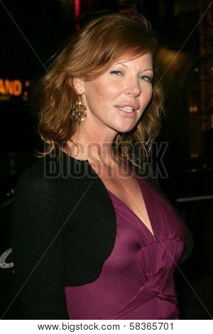 Cynthia Basinet at the Jerry Lee Lewis in-store appearance and performance. Virgin Megastore, Hollywood, CA. 10-12-06
