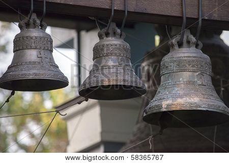 Cloister bells.