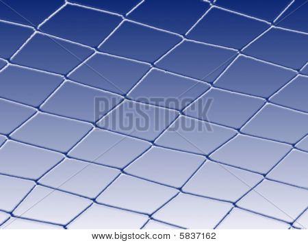 Net azul