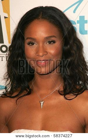 Joy Bryant at the Hollywood Film Festival's 10th Annual Hollywood Awards Gala. Beverly Hilton Hotel, Beverly Hills, CA. 10-23-06