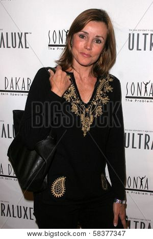 Alex Donnelly at the Sonya Dakar Skin Clinic Opening. Sonya Dakar SKin Clinic, Beverly Hills, CA. 10-24-06