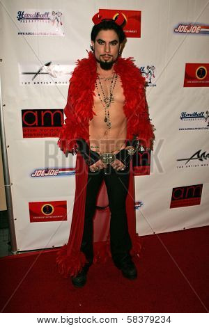 Dave Navarro at Dave Navarro's Halloween Lingerie and Costume Ball, The Highlands, Hollywood, CA 10-28-06