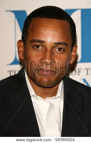 Hill Harper at The Museum of Television & Radio's Annual Los Angeles Gala. Regent Beverly Wilshire Hotel, Beverly Hills, CA. 10-30-06