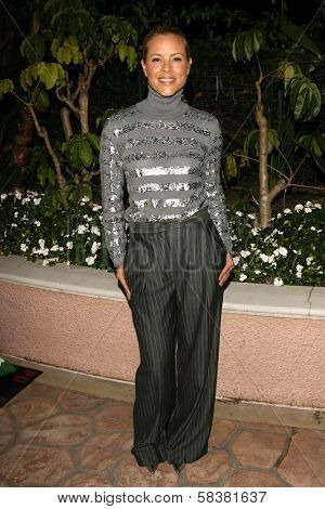 Maria Bello at the Children's Defense Fund's 16th Annual Los Angeles Beat the Odds Awards. Beverly Hills Hotel, Beverly Hills, CA. 10-12-06