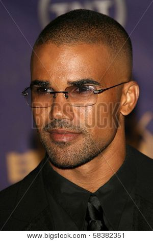 Shemar Moore at the 2006 TNT Black Movie Awards. Wiltern Theatre, Los Angeles, CA. 10-15-06