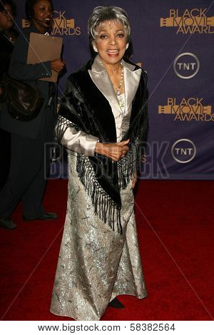 Ruby Dee at the 2006 TNT Black Movie Awards. Wiltern Theatre, Los Angeles, CA. 10-15-06