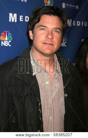 Jason Bateman at the NBC fall party for the hit drama
