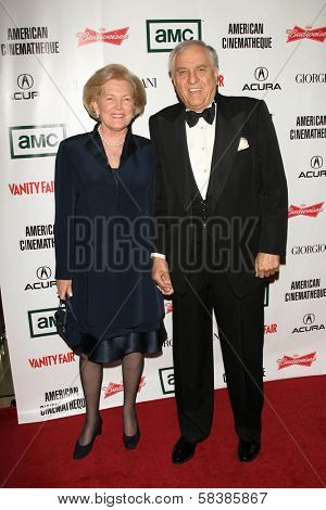 Barbara Marshall and Garry Marshall at the 21st Annual American Cinematheque Award Honoring George Clooney. Beverly Hilton Hotel, Beverly Hills, CA. 10-13-06