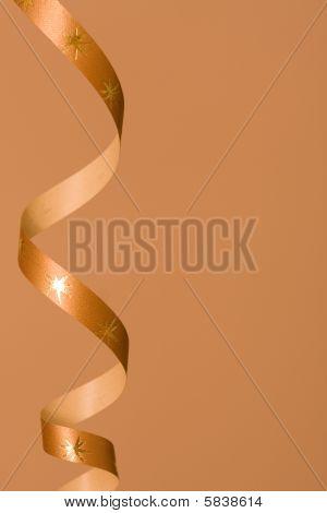 Golden festlich hintergrund