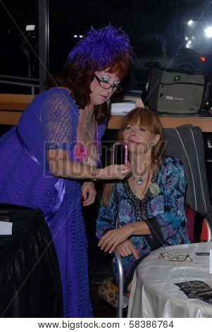 Annie Sprinkle, Veronica Hart at the