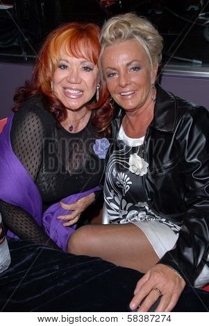 Kitten Natividad, Rhonda Jo Petty at the