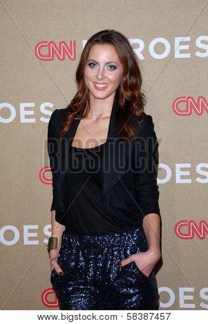 Eva Amurri Martino at CNN Heroes: An All Star Tribute, Shrine Auditorium, Los Angeles, CA 12-02-12