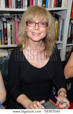 Nina Hartley at a book signing for
