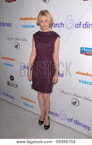 Elizabeth Banks at the 2012 March Of Dimes Celebration Of Babies, Beverly Hills Hotel, Beverly Hills, CA 12-07-12