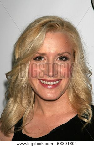 BEL AIR, CA - NOVEMBER 18: Angela Kinsey at the 5th Annual